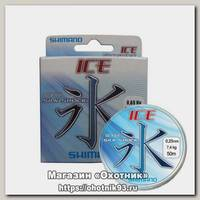 Леска Shimano Ice silk shock 50м 0,12мм