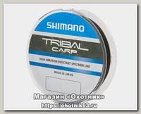 Леска Shimano Tribal carp 300м 0,30мм GB 9,25кг коричневая