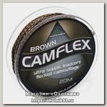 Лидкор Gardner Camflex leadfree camo brown fleck 20м 35lb