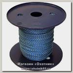 Линь Lanex Hammer 2мм на катушке 100м синий 1/100