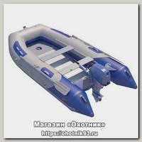 Лодка Badger Heavy Duty HD 350 алюминий