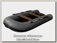 Лодка Boat Master BM 310T надувная серая