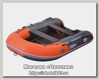 Лодка Boatsman BT365SK надувная графитово-оранжевый