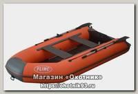Лодка Flinc FT290L надувная красная