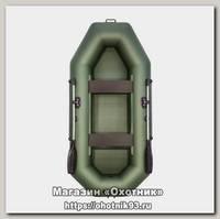 Лодка Мастер лодок Аква мастер 280 зеленая