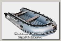 Лодка Мастер лодок Apache 3500 НДНД графит