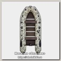 Лодка Мастер лодок Ривьера Компакт 3600 СК камуфляж пиксель