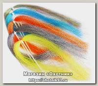Люрекс Textreme Crystal flash medium fl orange