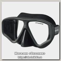 Маска Seac Sub Xframe 947 черный силикон резиновая оправа
