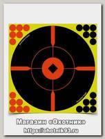 Мишень Birchwood casey Shoot N C осыпаемая сетка plex+восст нак уп.5шт.