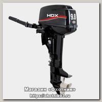 Мотор лодочный HDX 2-х тактный R series T 9,8 BMS