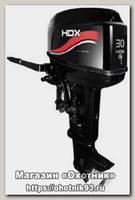 Мотор лодочный HDX 2-х тактный T 30 BMS