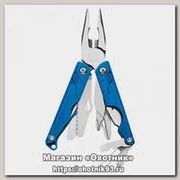 Мультиинструмент Leatherman Leap синий