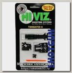 Мушка HiViz Tombuster II Combo Sight с целиком универсальная
