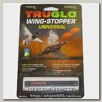 Мушки Truglo TG103UG самоклеющ 1,5мм красная