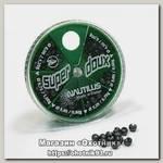 Набор грузил Nautilus Super Doux Zig-Zag 6 Cases 0.5-1.2гр