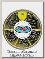 Набор грузил Streamer Styl средняя коробка 0,5-2,1гр