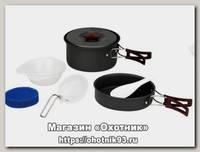 Набор посуды Fire Maple FMC-203 алюминий 430 гр