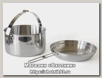 Набор посуды Tatonka Kettle 1.6 460 гр