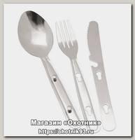 Набор столовых приборов Easy Camp Travel cutlery сталь