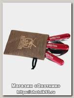 Набор столовых приборов Expedition нож вилка ложка в чехле 140 гр