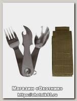 Набор столовых приборов Mil-tec 3 предмета