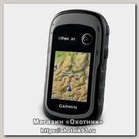 Навигатор Garmin Etrex 30 GPS glonass