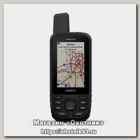 Навигатор Garmin GPS MAP 66s Russia