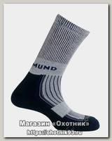 Носки Mund Pirineos серые
