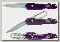 Нож Buck Short Revolution-XT 437 скл. клинок 7.6 см серрейто