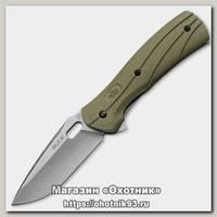 Нож Buck Vantage Force Marine OD Green складной сталь S30V