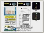 Оснастка морская Akara Flasher aurora bait rigs сабики 1 Ni №6 6шт