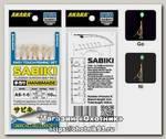 Оснастка морская Akara Flasher aurora bait rigs сабики 1 Ni №8 6шт
