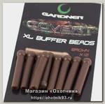 Отбойник Gardner Covert buffer beads XL c-thru brown