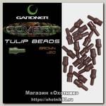 Отбойник Gardner Covert tulip beads brown