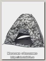 Палатка-автомат Siweida Белая ночь 2х2м с дном зимняя