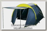 Палатка Camp Nagoa 4 plus DK green