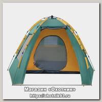 Палатка Greenell Хоут 4 зеленый