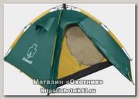 Палатка Greenell Клер 3 v2 зеленый