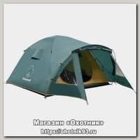 Палатка Greenell Limerick 3 V2 плюс green