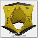 Палатка Helios Extreme куб 1.5х1.5 зимняя желтый/черный