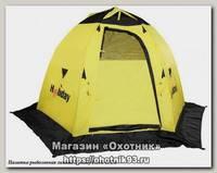 Палатка Holiday Easy Ice 6 210х245 см зимняя желтая