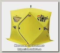 Палатка Holiday Fishing Hot Cube 2 147х147 см зимняя желтая