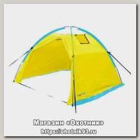 Палатка Holiday Ice 2 200х200 см зимняя желтая