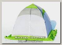 Палатка Лотос Тент Малек 1 зимняя белая