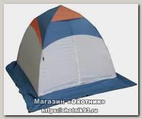 Палатка Лотос Тент Малек 1 зимняя серая