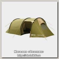 Палатка Nova Tour Тоннель 3 Комфорт хаки