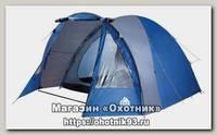 Палатка Trek Planet Indiana 4 синий/серый