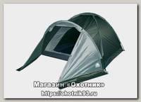 Палатка Trek Planet Toronto 4 темно-зеленый/оливковый
