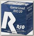 Патрон 12х70 Rio Game Load 3